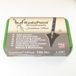 KP Contour Plus 150 grain broadhead