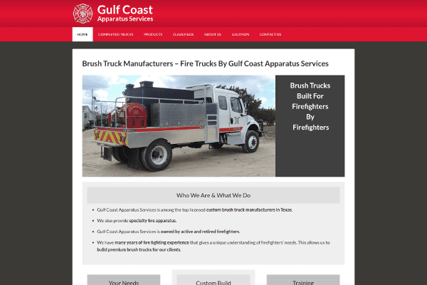 portfolio - gulf coast apparatus services