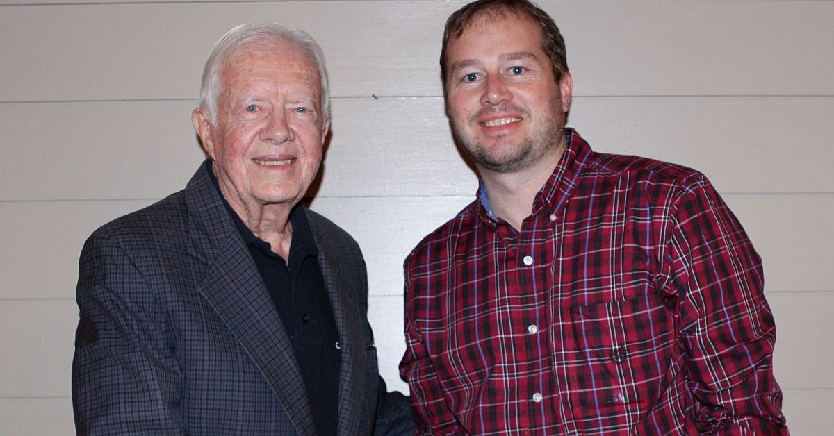 Happy 96th birthday, Mr. Jimmy!