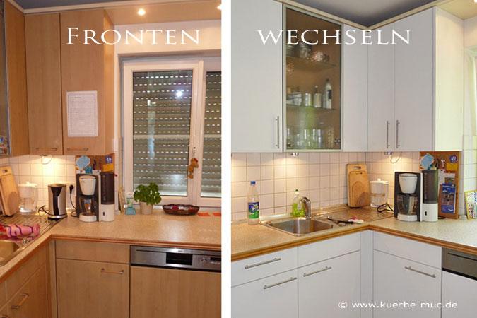 Alte Küche Bekleben Vorher Nachher Einzigartig Bilder Von Küche ...