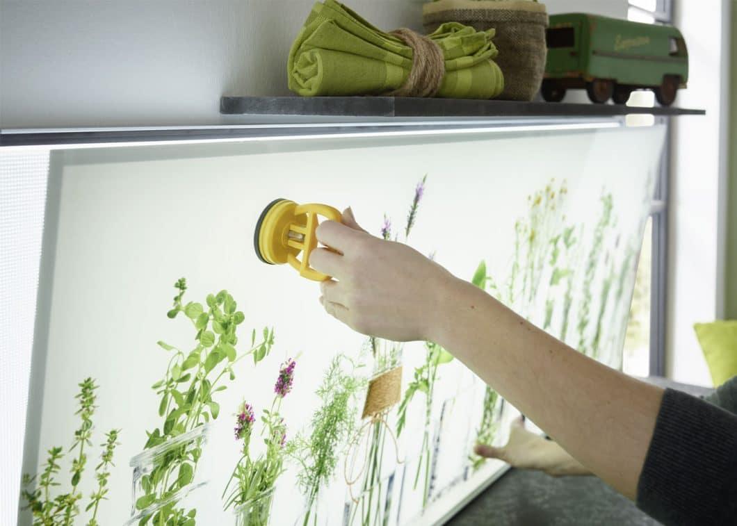 Arbeitsbeleuchtung Küche  Rustikale Stehleuchte Stehlampe