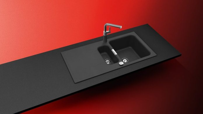 """Sink Green"" SCHOCK calls on consumers and retailers alike.  Of course, this is also possible in intense red and black.  (Photo: SCHOCK)"