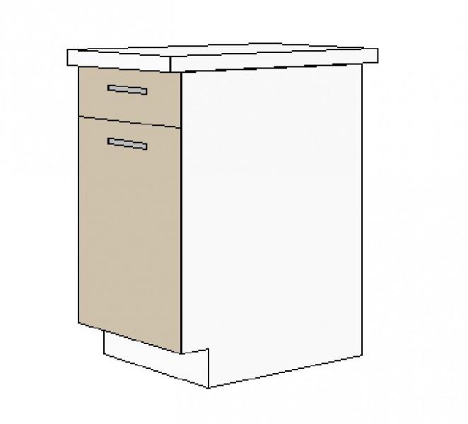 Gut bekannt Küchen Unterschrank 40 Cm Breit Ohne Arbeitsplatte | Küchenschrank LK02
