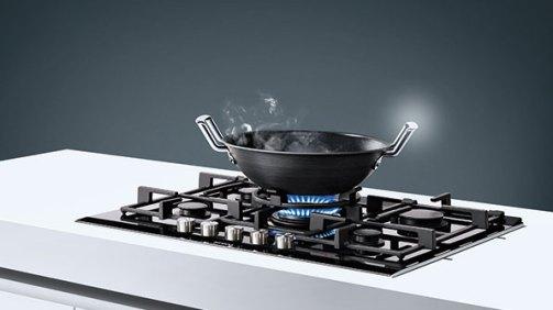 Gasfeld Siemens bei Küchen Sepp