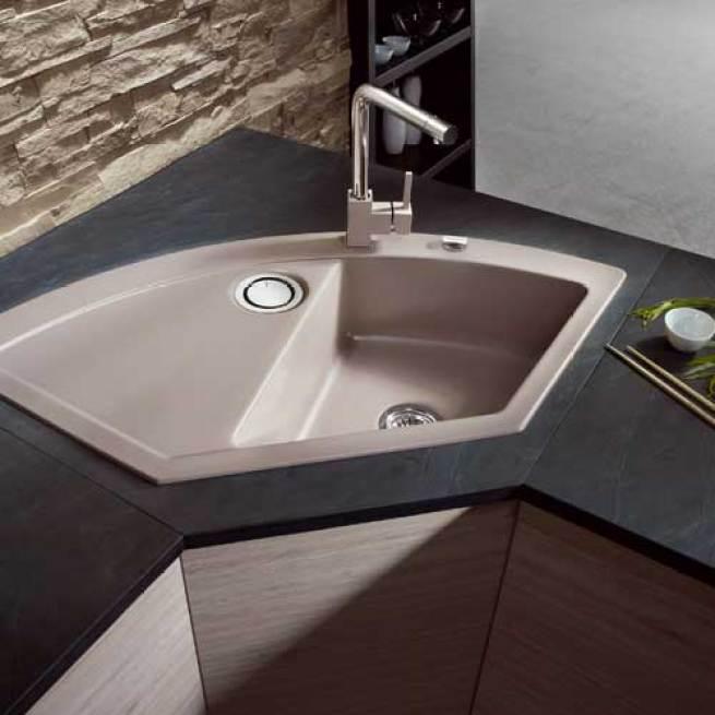 Systemceram-Spülen bei Küchen Sepp
