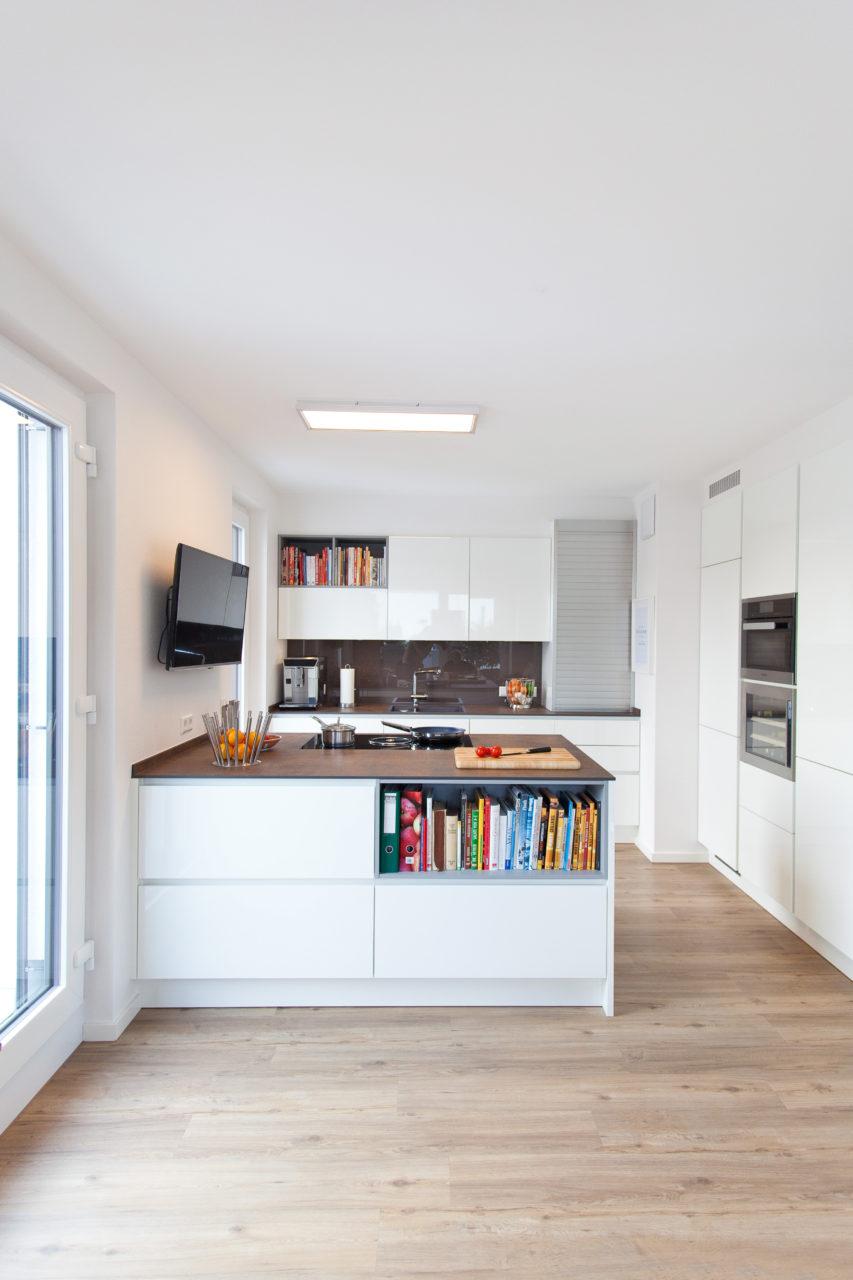 Relativ Häcker Küche Weiß | Skandinavische Küchen Ideen KI92