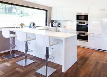 Hochglanz Küche Weiß | Küche Weiss Hochglanz