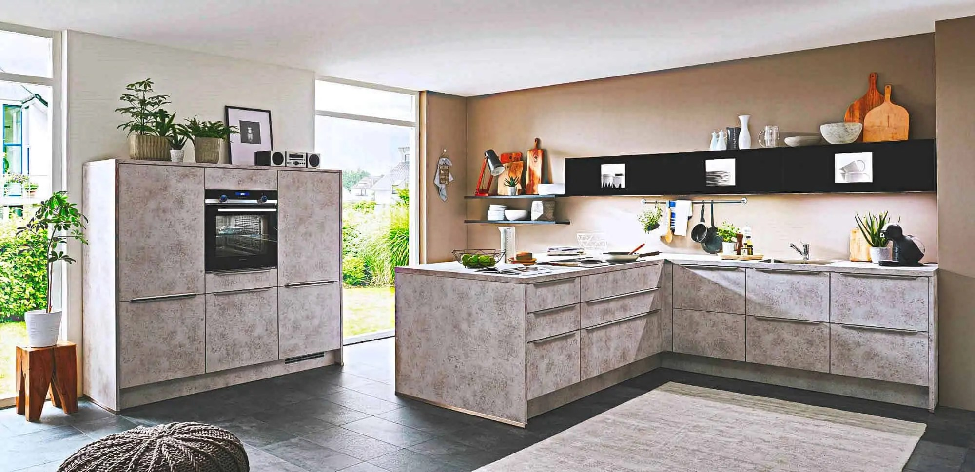 Industrial Kuche Kitchen Inspiration A Modern And Industrial