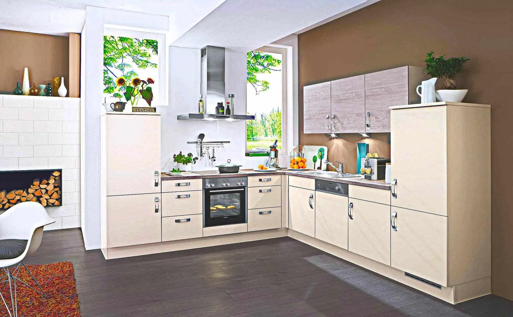 wandfarbe küche magnolie  5 ideen  bilder für die