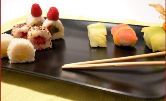 Süßes Sushi 1 B