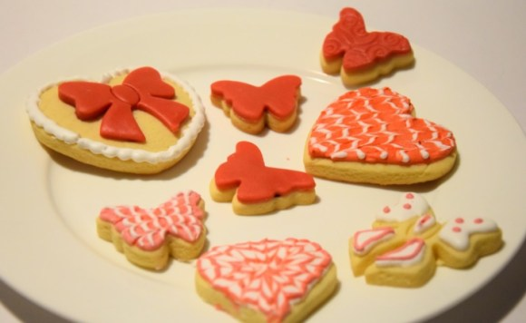 Valentinstag Kekse fertig Blog