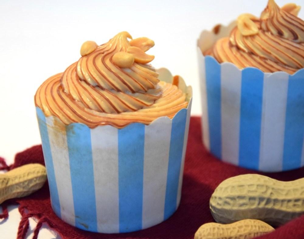 Erdnusscupcakes B1