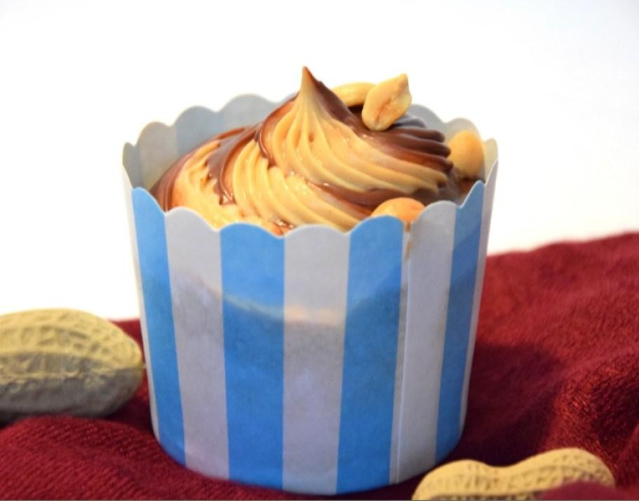 Erdnusscupcakes B2