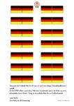 Deutschlandfähnchen EM