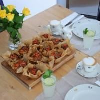 Süßkartoffel-Muffins mit Chili