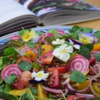 Ringelbete-Linsen-Salat