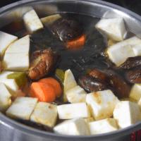 Gemüse-Dashi