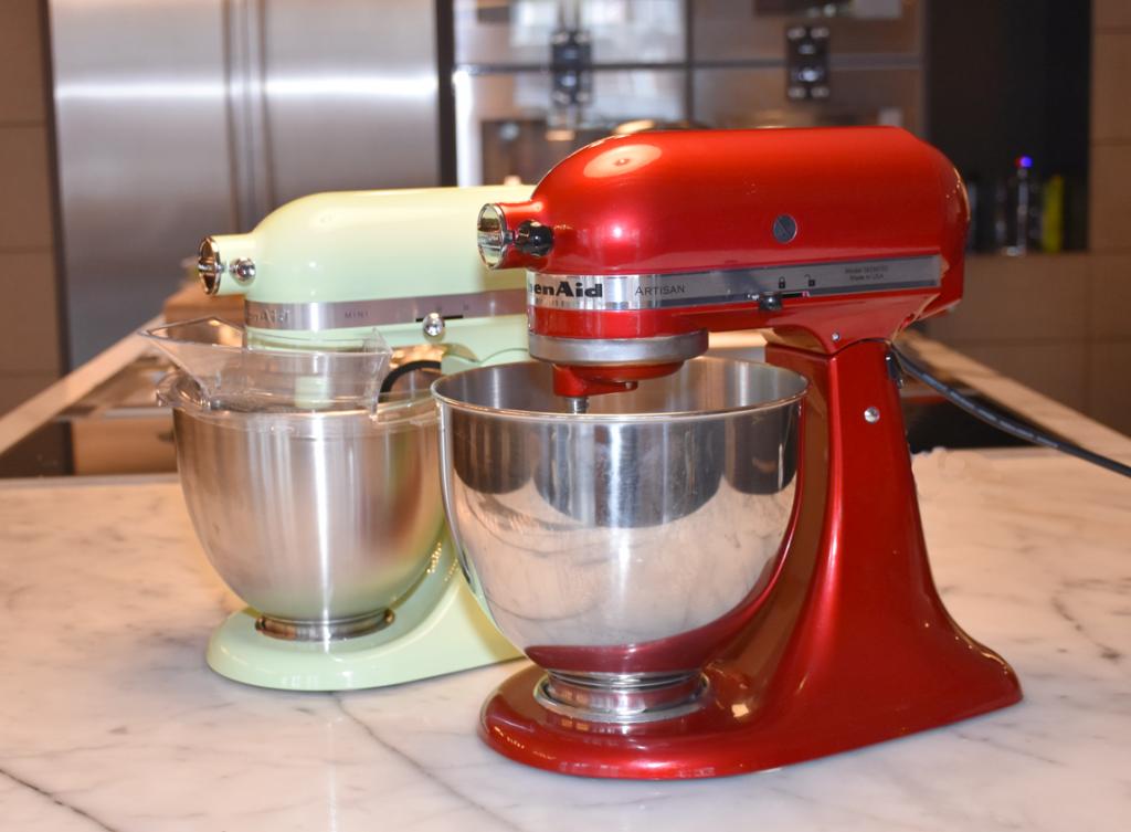 Die KitchenAid Mini im Vergleich  KCHENFEE