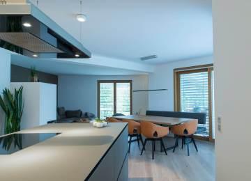 Offene Küchen Beispiele | Ideen Offene Küche Wohnzimmer Offene Küche ...