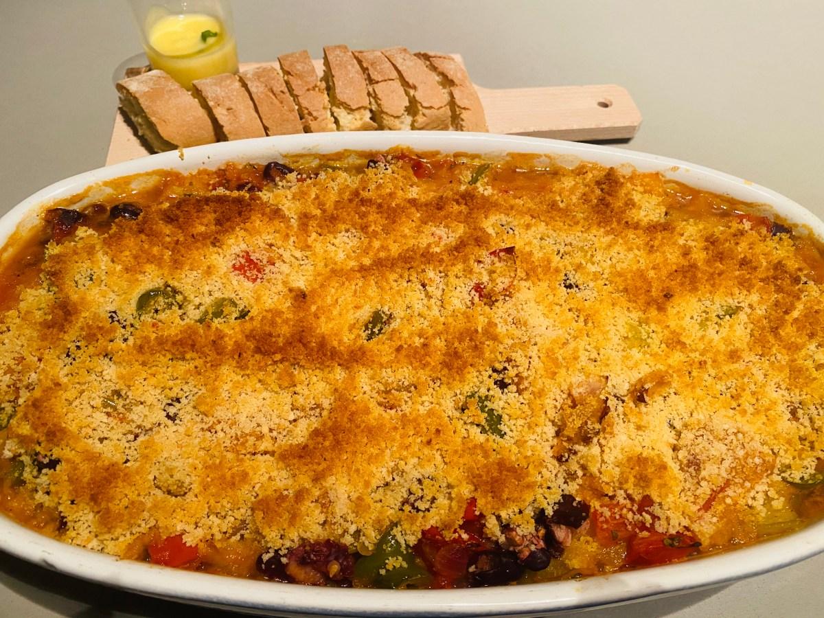 vegetarische Cassoulet