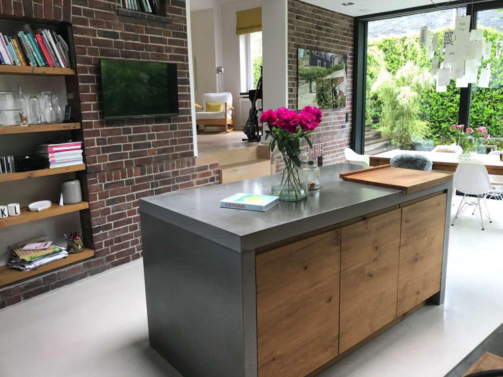 arbeitsplatten beton arbeitsplatten aus beton k chen journal. Black Bedroom Furniture Sets. Home Design Ideas
