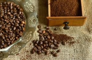 Kaffeemaschine mmit Glaskanne