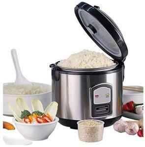 Reiskocher für lockeren Reis