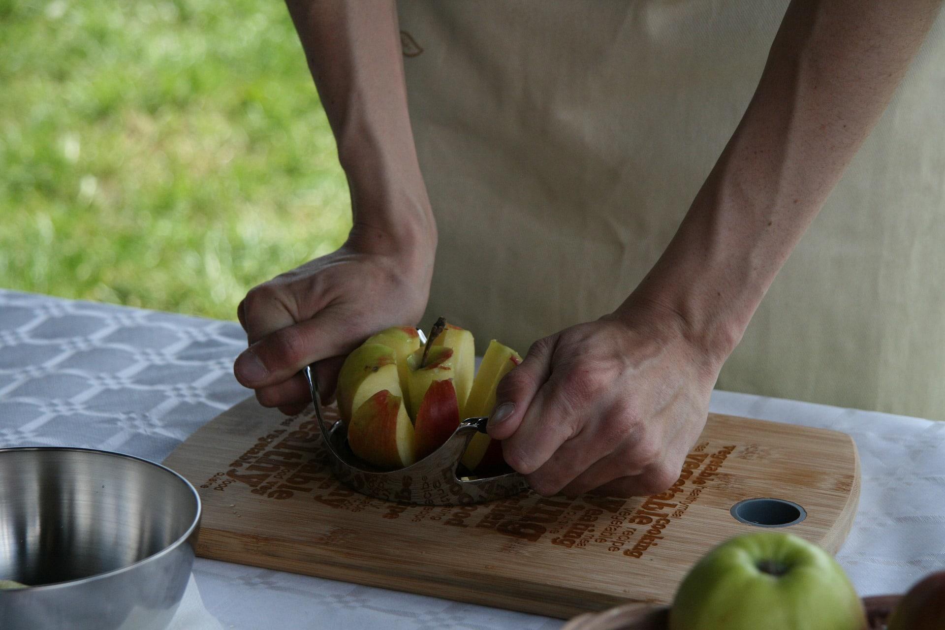 Apfelschneider Apfelteiler
