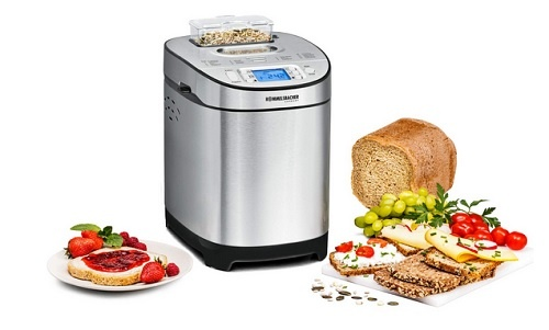 Brotbackautomat macht nicht nur Brot, sondern mehr