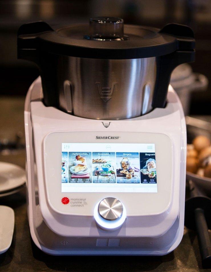 Silvercrest Küchenmaschine Rezepte 2021