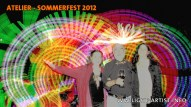 Sommerfest 2012 im Atelier Kühn