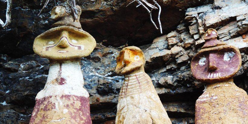 Sarcófagos de San-Jerónimo