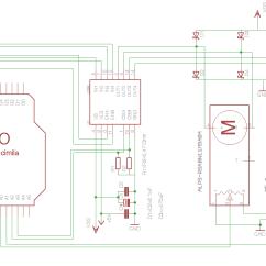 L298 H Bridge Circuit Diagram Kubota Starter Switch Wiring The First Build: Slider V01 | Design For Human Murmurations