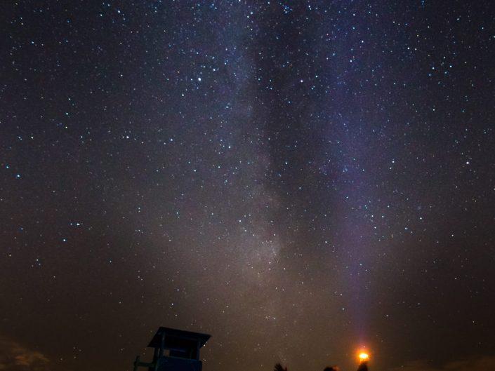 Nachthimmel auf der Höri