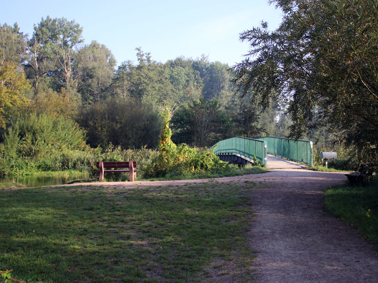 Brenner Moor Grüne Brücke