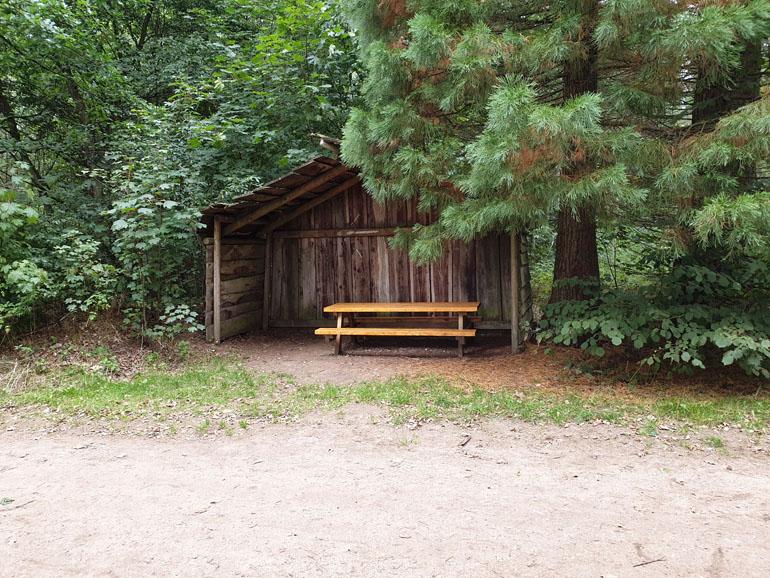 Trappenkamp Ruheplatz