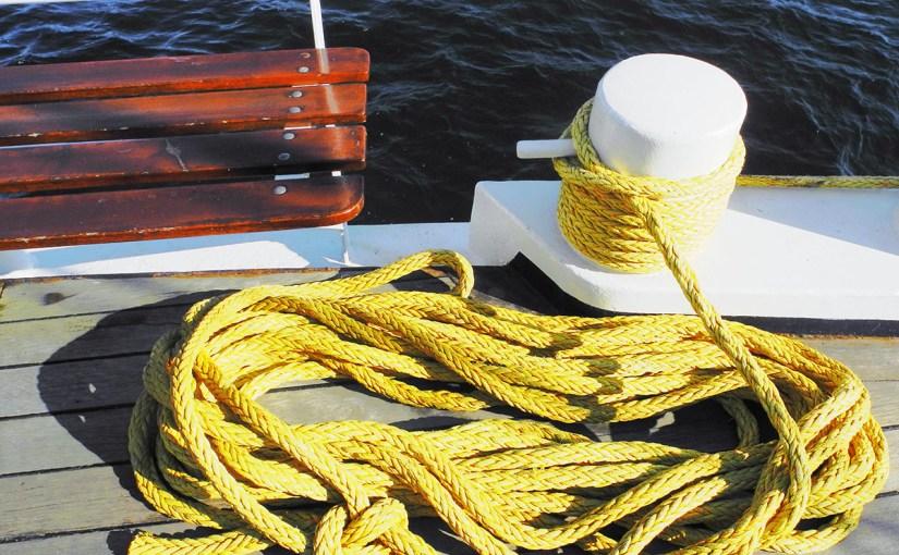 Auf Kurs mit traditionellen Segelschiffen