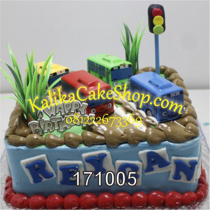 kue ulang tahun tayo butter cream   Kue Ulang Tahun bandung