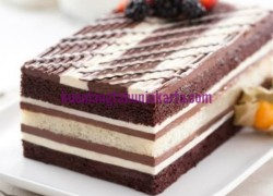 triple chocolate cake jakarta