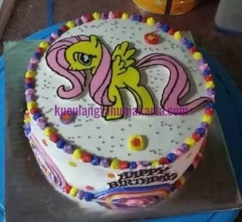 0888 242 7878 Pesan Kue Ulang Tahun Kuda Little Pony Di