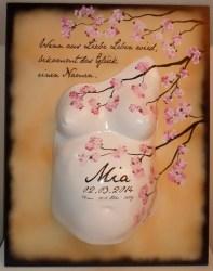 Cherry Blossom Keramikausguss //assets.pinterest.com/js/pinit.js