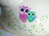Little Owl Family