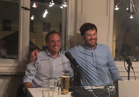 Podcasting: Der Moment, als plötzlich echte Hörer hereinspazierten