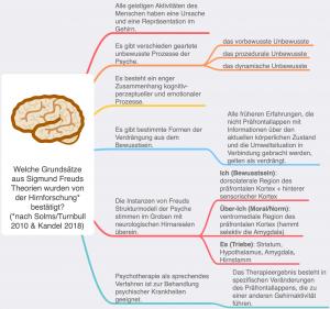 Diese Theorien Freuds kann die Neurowissenschaft heute bestätigen