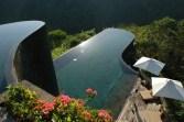 Kolam Renang Villa Hanging Gardens Ubud