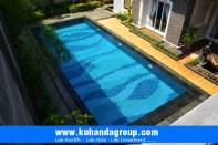 Biaya kolam renang over flow