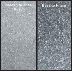 batu alam basalto untuk kolam