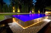 Menghitung biaya listrik untuk kolam renang