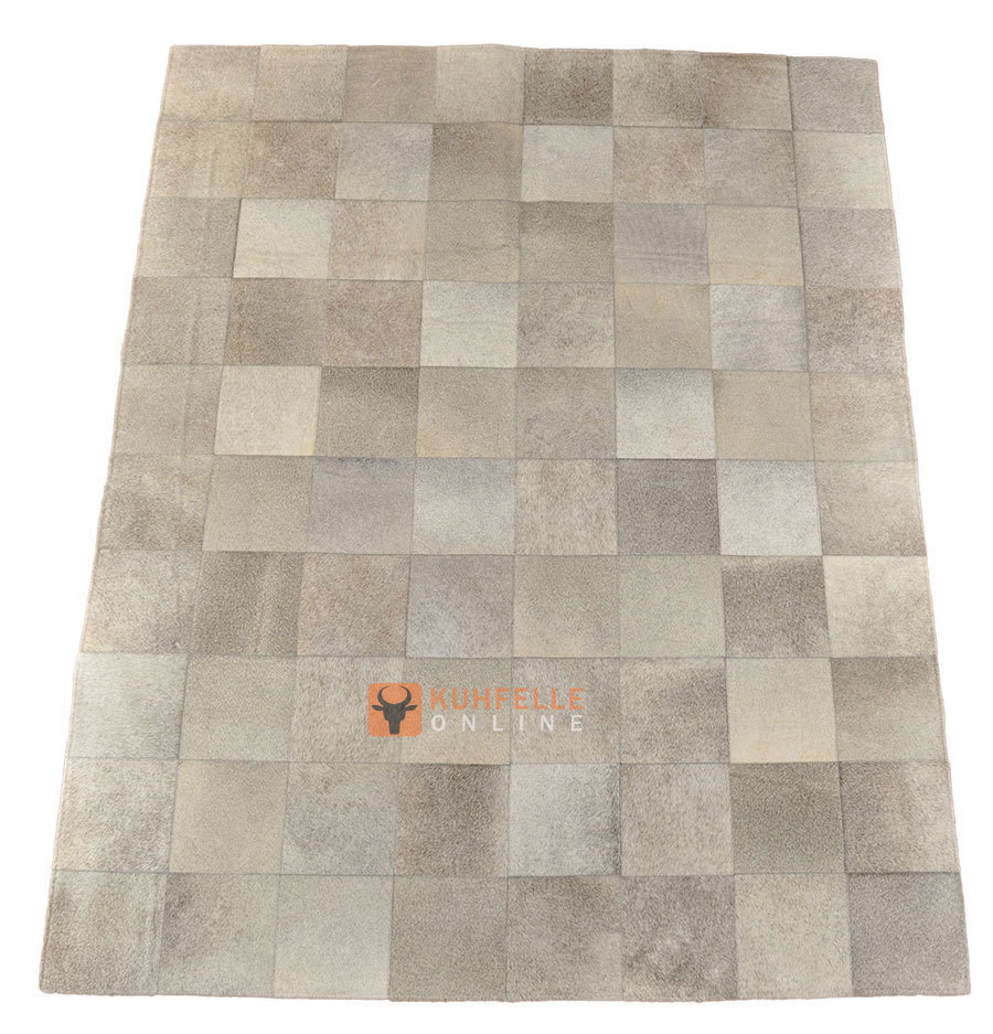 Kuhfell Teppich Beige Kuhfell Teppich Grau Beige Natur 200 X 160 Cm Bei Kuhfelle Online
