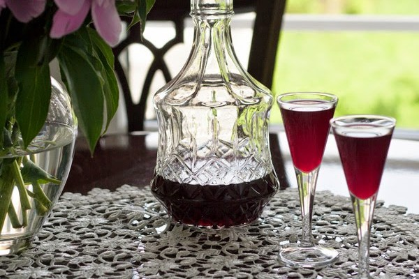 Višnjevača / Sour cherry liqueur